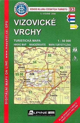 93Kčt Vizovické vrchy