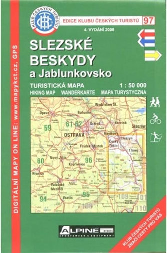 Kčtr 97 Slezské Beskydy a Jablunkovsko