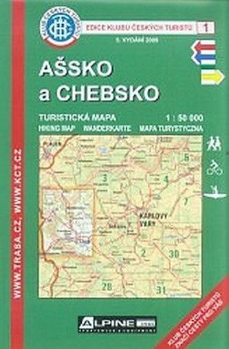 KČT1 Ašsko a Chebsko