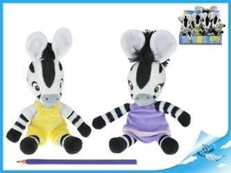 Zebra ZOU plyšová postavička 23 cm