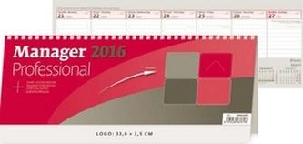 Manager Professional 2016 - stolní kalendář