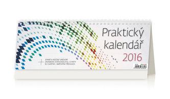 Praktický kalendář OFFICE 2016 - stolní kalendář