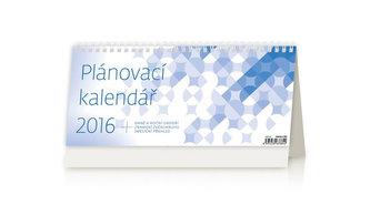 Plánovací kalendář OFFICE 2016 - stolní kalendář