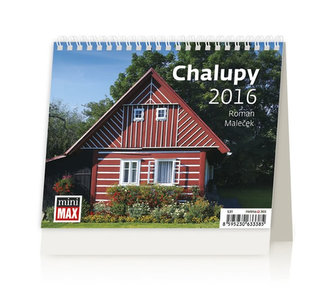 Chalupy 2016 - stolní kalendář