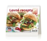 Levné recepty ČR 2016 - stolní kalendář