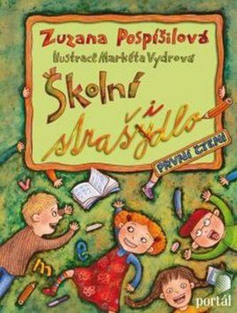 Školní strašidlo - Zuzana Pospíšilová
