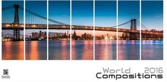 World Compositions 2016 - nástěnný kalendář