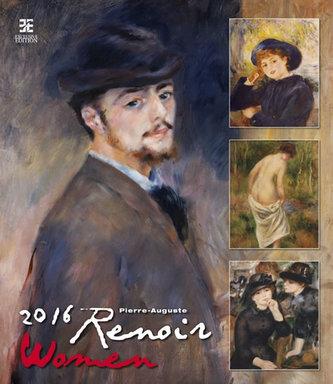 Renoir – Women 2016 - nástěnný kalendář