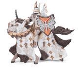 Rytíř motýla s koněm