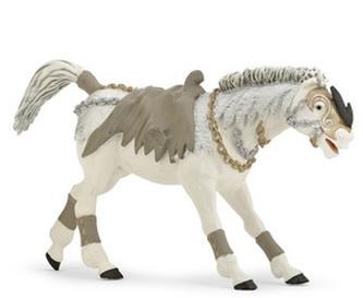 Kůň Nekromancera bílého