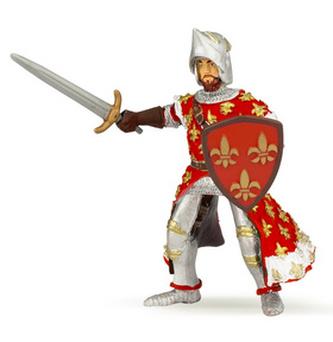 Princ Filip červený