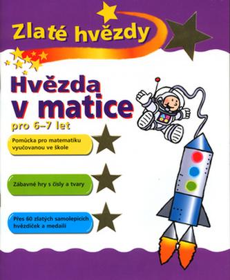 Hvězda v matice pro 6-7 let