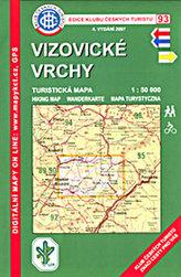 KČT 93 - Vizovické vrchy