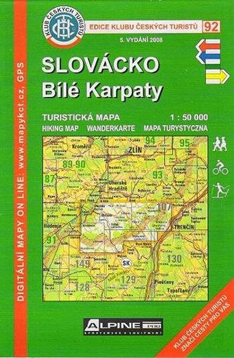 KCT 92 - Slovácko Bílé Karpaty
