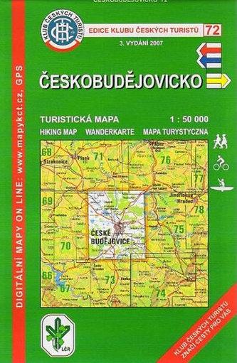 KČT 72 Českobudějovicko