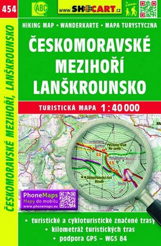Českomoravské mezihoří Lanškrounsko