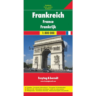 Francie 1:800 000