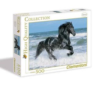 Puzzle Kůň v moři - 500 dílků