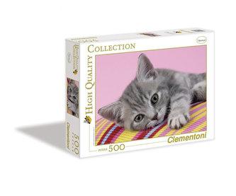 Puzzle Kotě - 500 dílků