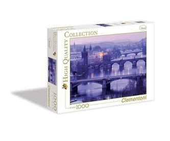 Puzzle Praha - 1000 dílků