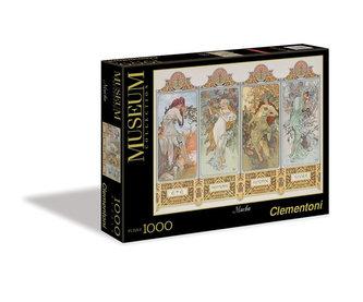 Puzzle Museum Mucha - 1000 dílků