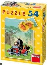 Krteček - Puzzle 54