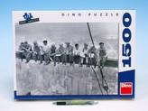 Dělníci na traverze - puzzle 1500 dílků