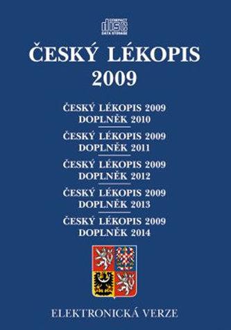 Český lékopis 2009, ČL 2009 - Doplněk 2010, ČL 2009 - Doplněk 2011, ČL 2009 - Doplněk 2012, ČL 2009 - Doplněk 2013, ČL 2009 - Doplněk 2014 - CD