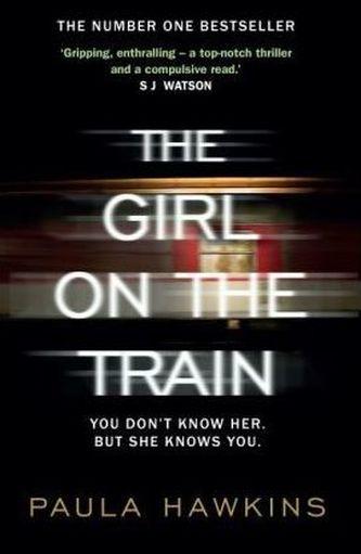 The Girl on the Train - Hawkinsová Paula