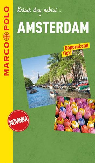Amsterdam / průvodce na spirále s mapou MD