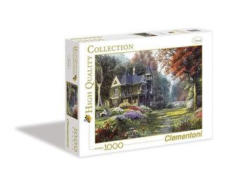 Puzzle Viktoriánská zahrada - 1000 dílků