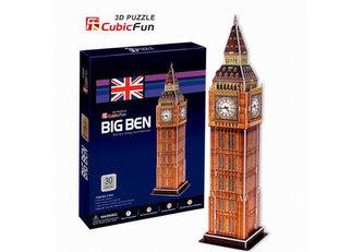CubicFun - Puzzle 3D Big Ben - 30 dílků