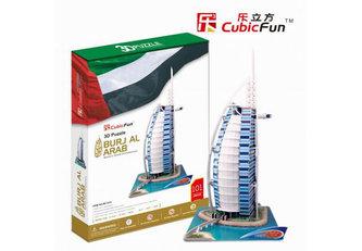 Puzzle 3D Burj Al Arab - 101 dílků