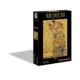 Puzzle Museum Klimt - Naplnění - 500 dílků