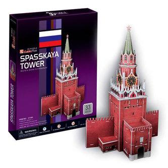 Puzzle 3D Spyskaya Tower - 33 dílků
