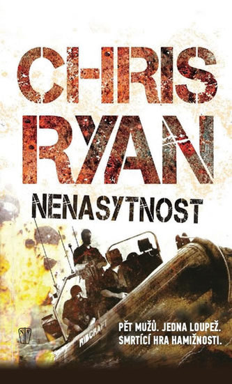 Nenasytnost - Ryan Chris