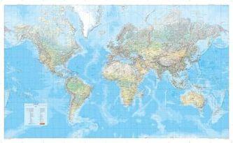 Die Welt, plano in Hülse