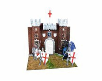 Rytířský hrad - set