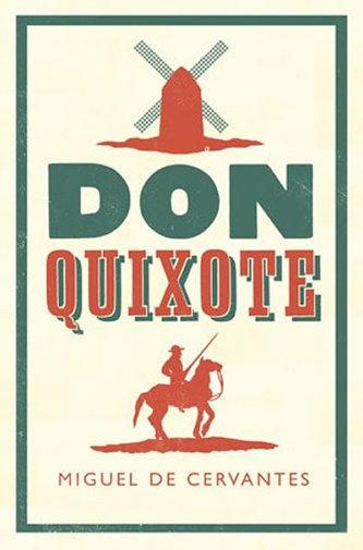 Don Quixote - Cervantes de Miguel
