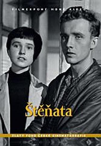 Štěňata - DVD box