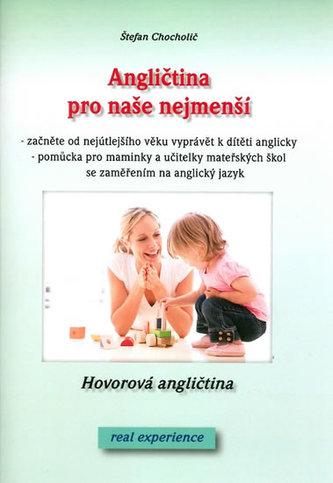 Angličtina pro naše nejmenší - Štefan Chocholič
