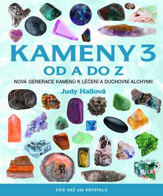 Kameny 3 od A do Z - Více než 250 krystalů