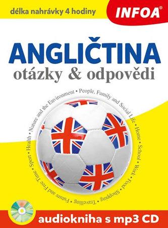 Angličtina otázky a odpovědi + CDmp3