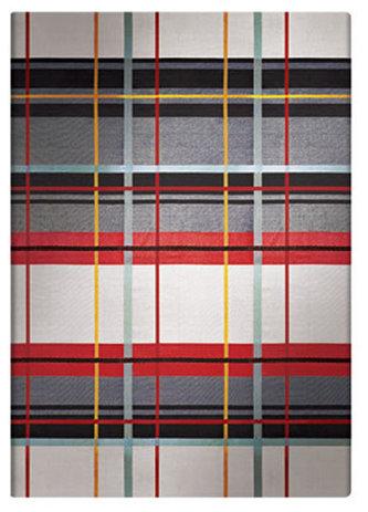Zápisník - Made for Plaid - Kensington Midi Lined