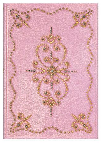 Zápisník - Shimmering Delights - Cotton Candy Midi Lined