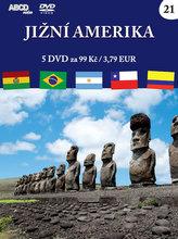 Jižní Amerika - 5 DVD