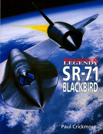 Bojové legendy SR-71 Blackbird