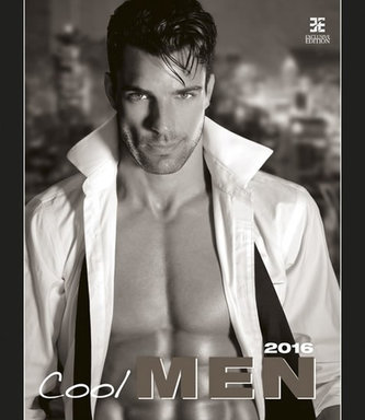 Kalendář nástěnný 2016 - Cool Men/Exklusive