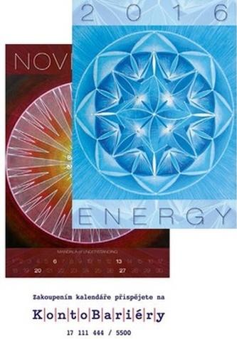 Kalendář nástěnný 2016 - Energy