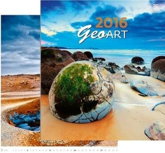 Kalendář nástěnný 2016 - Geo Art/Exklusive